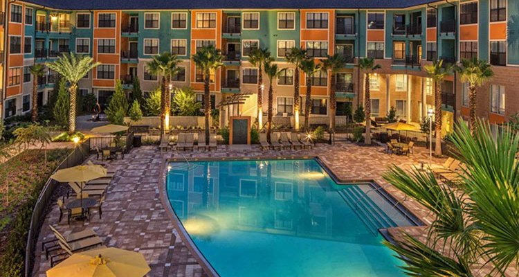 Millenia 700 Apartments Portfolio J A Croson